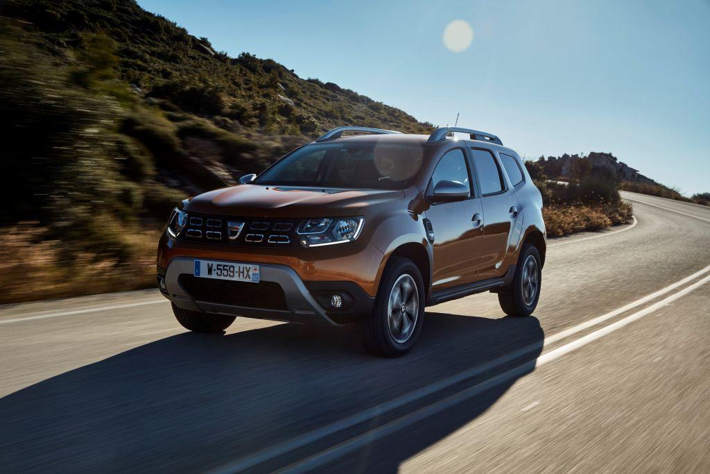 Dacia Duster od stycznia z nowym silnikiem benzynowym