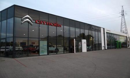 Nowy salon Citroëna w Elblągu