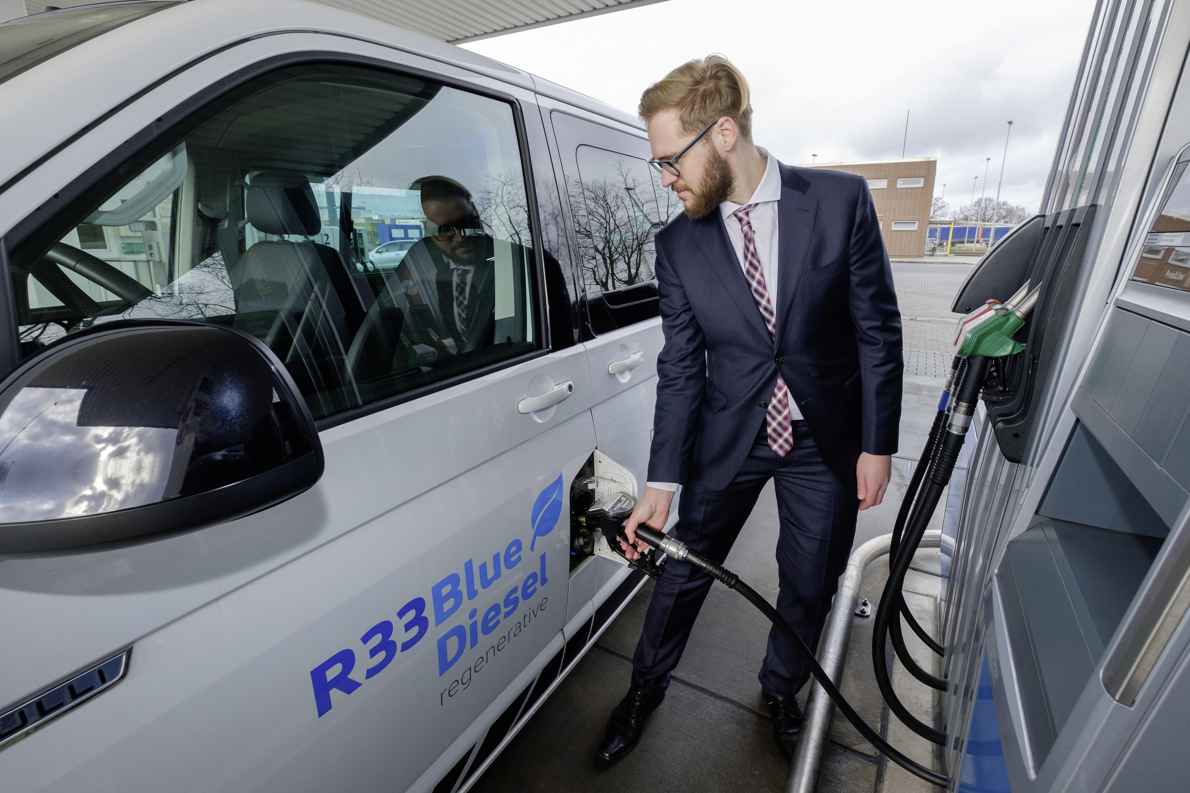 VW testował nowe paliwo R33 BlueDiesel