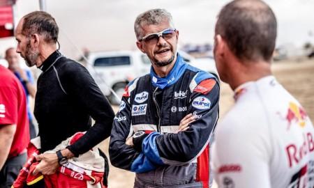 Rajd Dakar 2019 - Xavier Panseri w zespole Toyoty