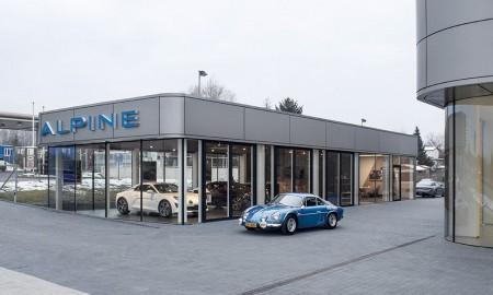 Otwarto pierwszy salon Alpine w Polsce