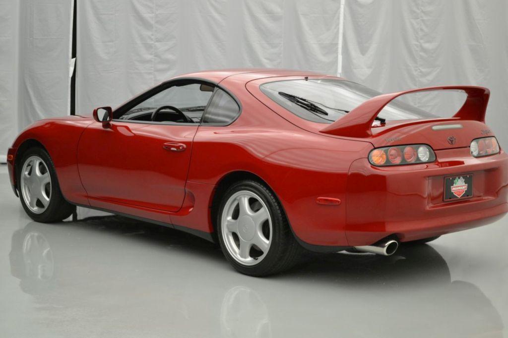Zawrotna suma za Toyotę Suprę z 1994 roku