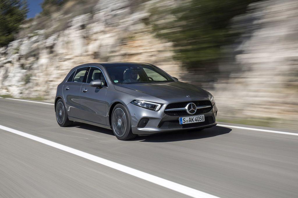 Nowe technologie użytkowe w Mercedesie