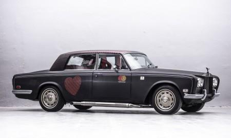 Rolls-Royce od braci Collins na aukcji 27. Finału WOŚP