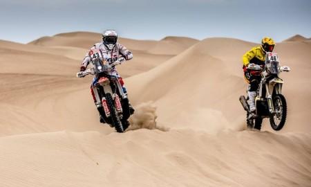 Dakar 2019: Przygoński na podium pierwszego etapu