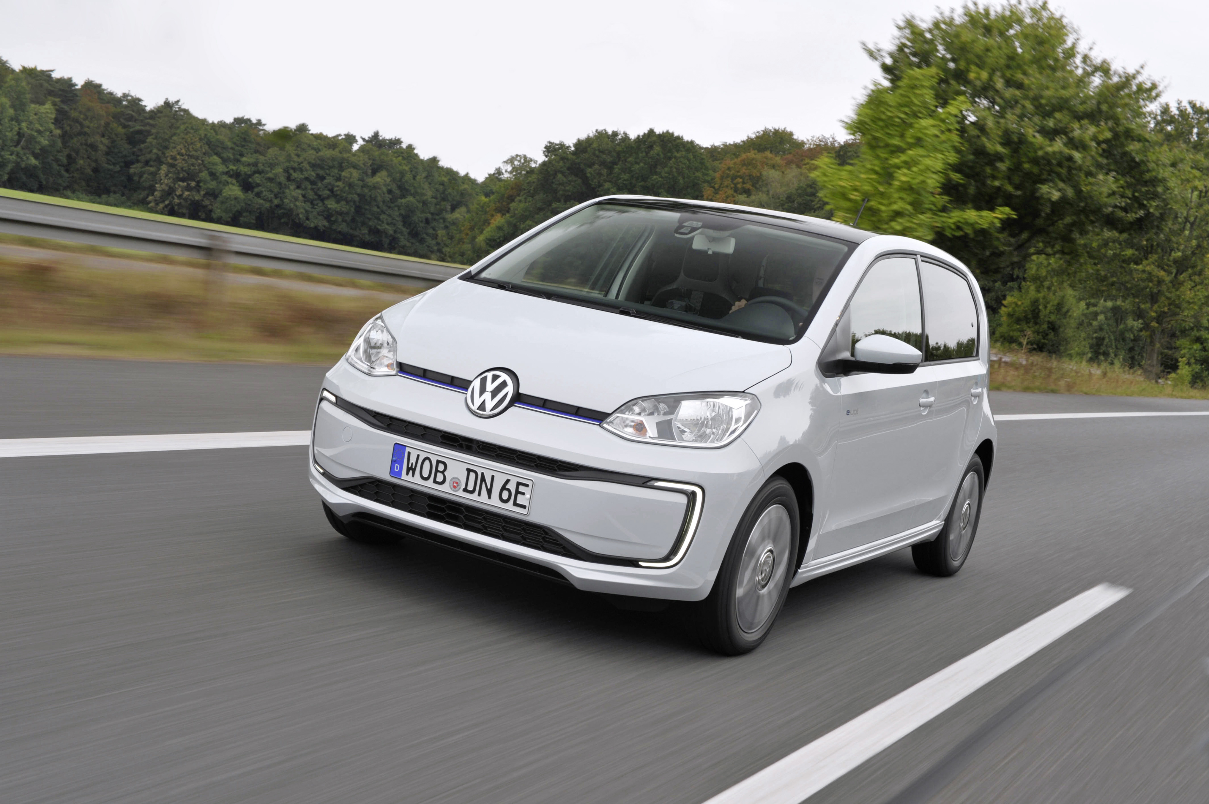 VW obniżył cenę elektrycznego up!a