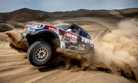 Dakar 2019: Trzecie podium Przygońskiego