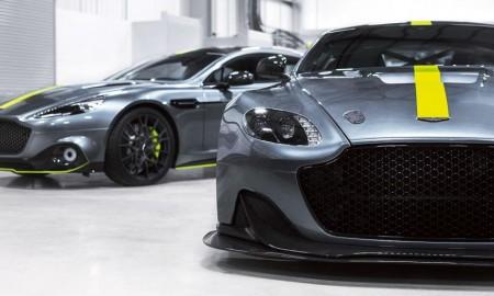 Aston Martin wybrał Total