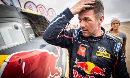 Dakar 2019: Problemy Loeba