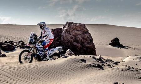 Dakar 2019: Koniec rajdu dla Macieja Giemzy