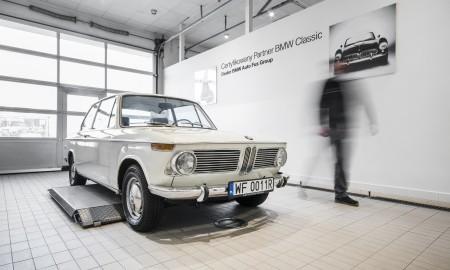 Pierwsze centrum BMW Classic w Polsce