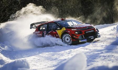 Zespół Citroëna w nowym składzie przed Rajdem Monte Carlo
