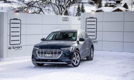 Audi podczas Światowego Forum Ekonomicznego w Davos