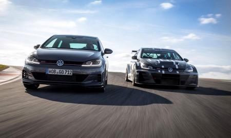 VW Golf GTI TCR – Z genami wyczynowca