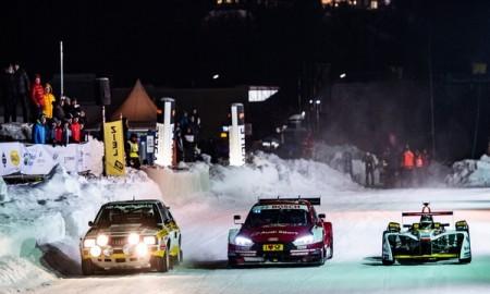 Mistrzowie w Audi na śniegu i lodzie