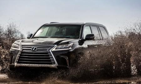 Lexus zbuduje jeszcze większego SUV-a?