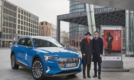 Audi e-tron i gwiazdy filmu