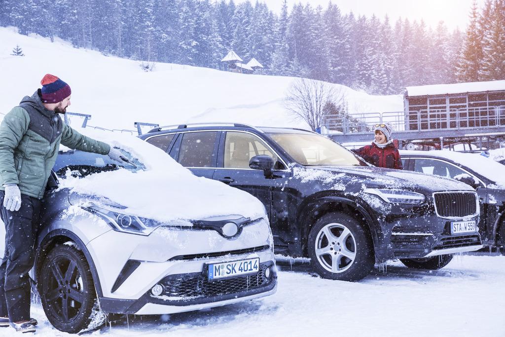 O czym lepiej pamiętać zimą?