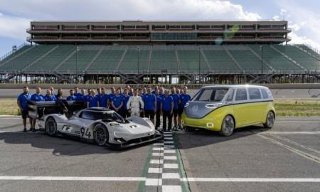 VW z nowym rekordem dla aut elektrycznych na torze Nürburgring