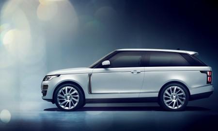 Range Rover SV Coupe nie powstanie