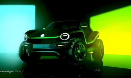 Elektryczne Buggy od VW