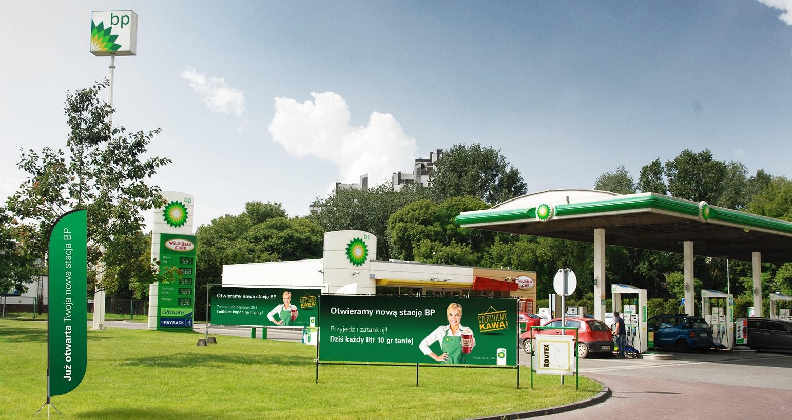 BP stawia na ofertę usług cyfrowych oraz ładowanie aut elektrycznych