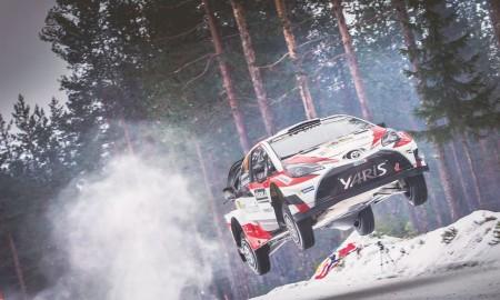 Toyota liczy na sukces w Rajdzie Szwecji