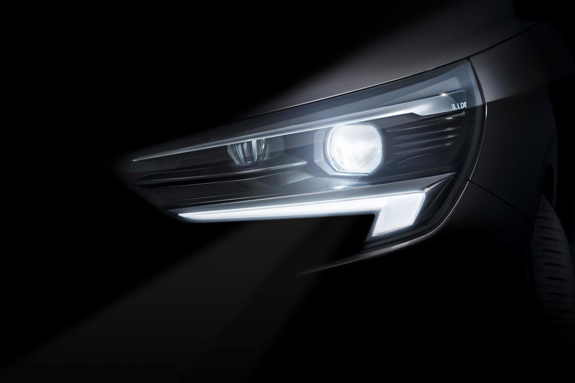 Nowy Opel Corsa z reflektorami LED IntelliLux Matrix