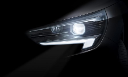 Nowy Opel Corsa z reflektorami LED IntelliLux Matrix