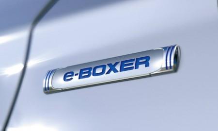 Subaru w Genewie zaprezentuje auta z napędem e-boxer