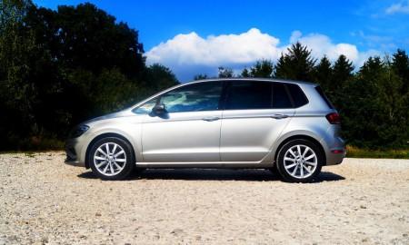 Volkswagen Golf Sportsvan 1,0 TSi 110 KM: AntySUV!?
