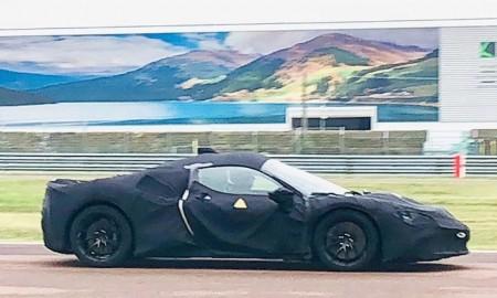 Ferrari pracuje nad hybrydową wersją modelu 488