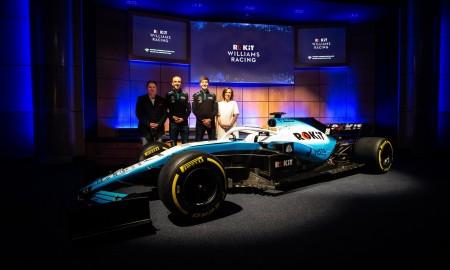 Poniedziałkowe testy F1 bez Williamsa