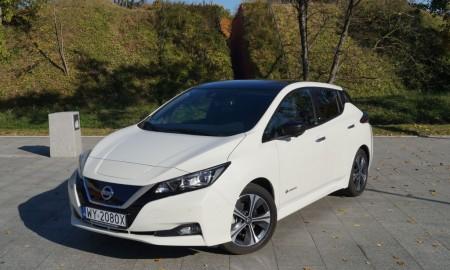 Nissan Leaf II Tekna – Na bateryjce