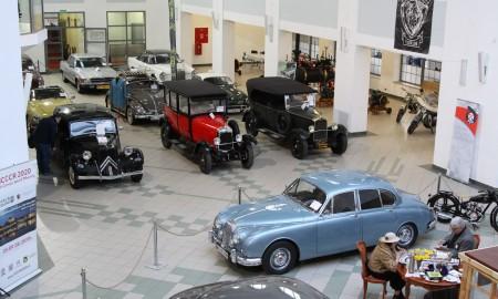 "Citroën podczas ""Oldtimer Meeting"" w Toruniu"