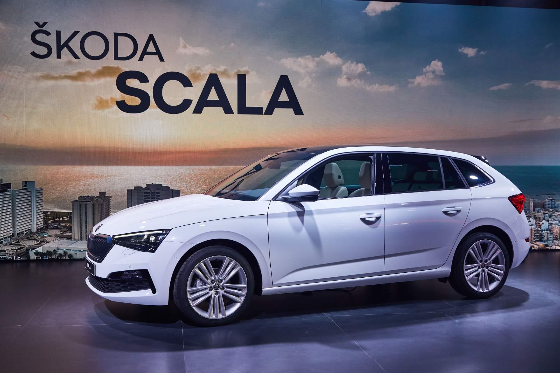 Skoda Scala  - specyfikacja modelu na polskim rynku