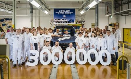 3 mln aut z Volkswagen Poznań