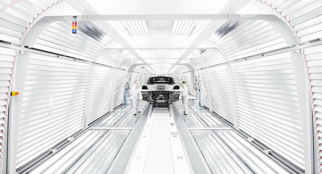Kolejne Porsche Macan będzie autem elektrycznym