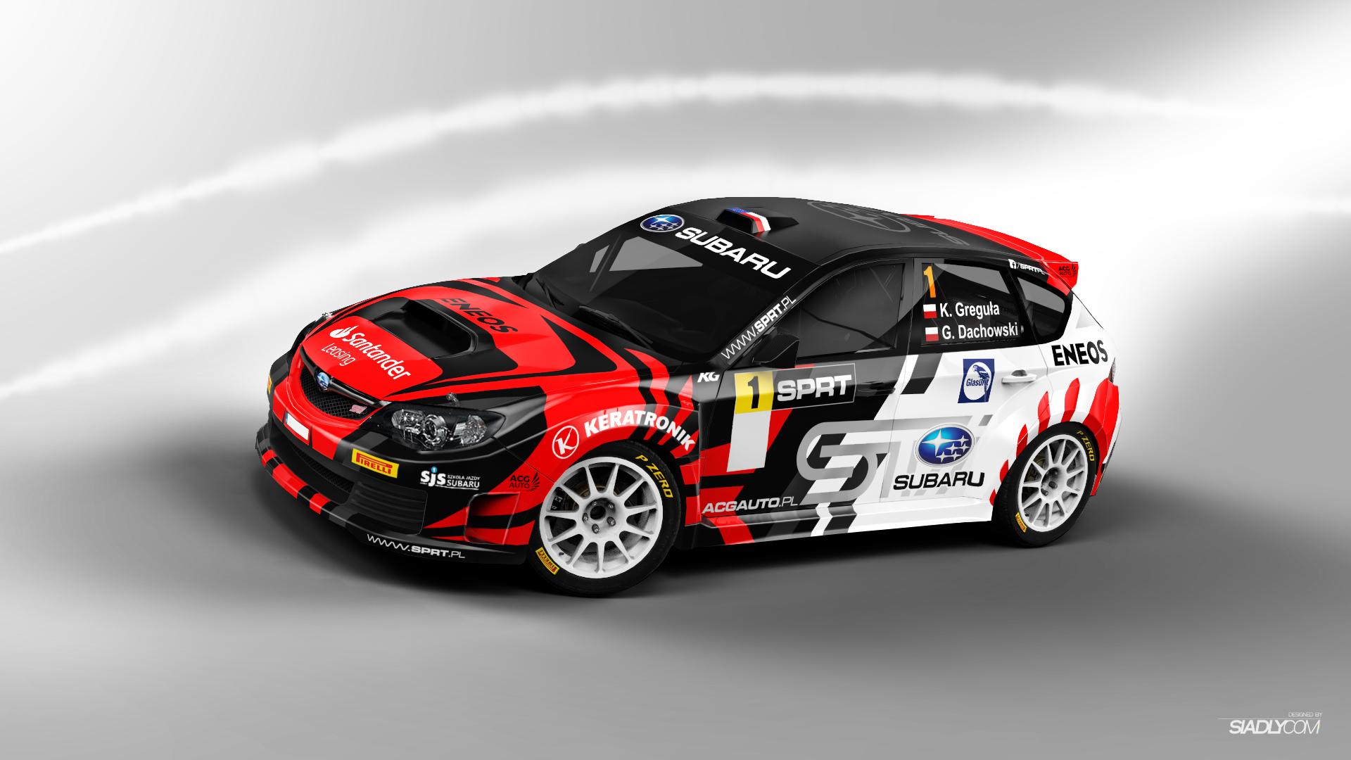 Subaru Poland Rally Team - nowy skład, nowy sezon