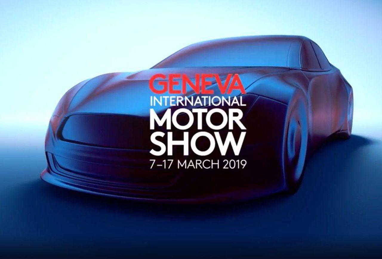 Genewa Motor Show 2019