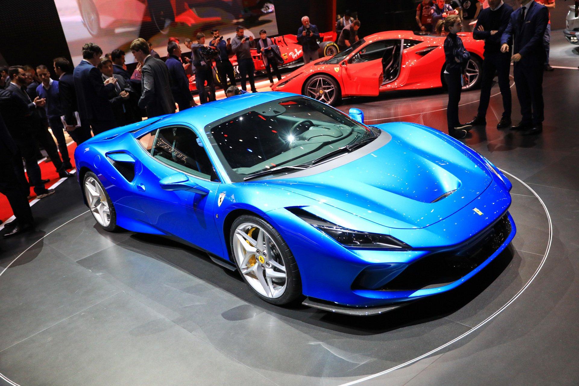 Genewa Motor Show 2019 - Premiery