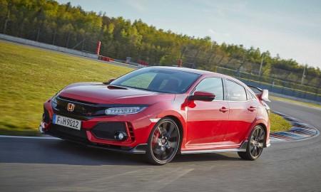 Kolejna Honda Civic Type R może być hybrydą