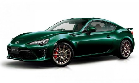 Toyota GT86 British Green Limited