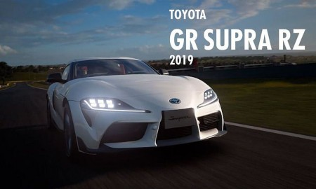 Toyota GR Supra w marcowej wersji Gran Turismo Sport