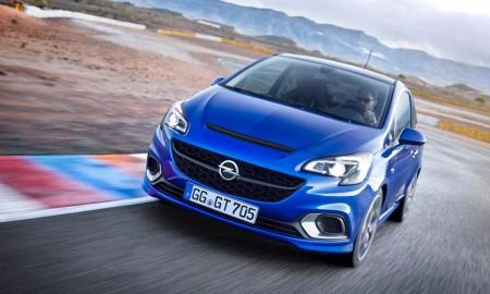 Nowy Opel Corsa OPC z napędem elektrycznym?