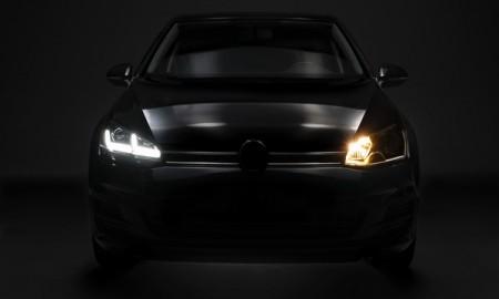 Reflektory w wersji LED dla VW Golfa VII