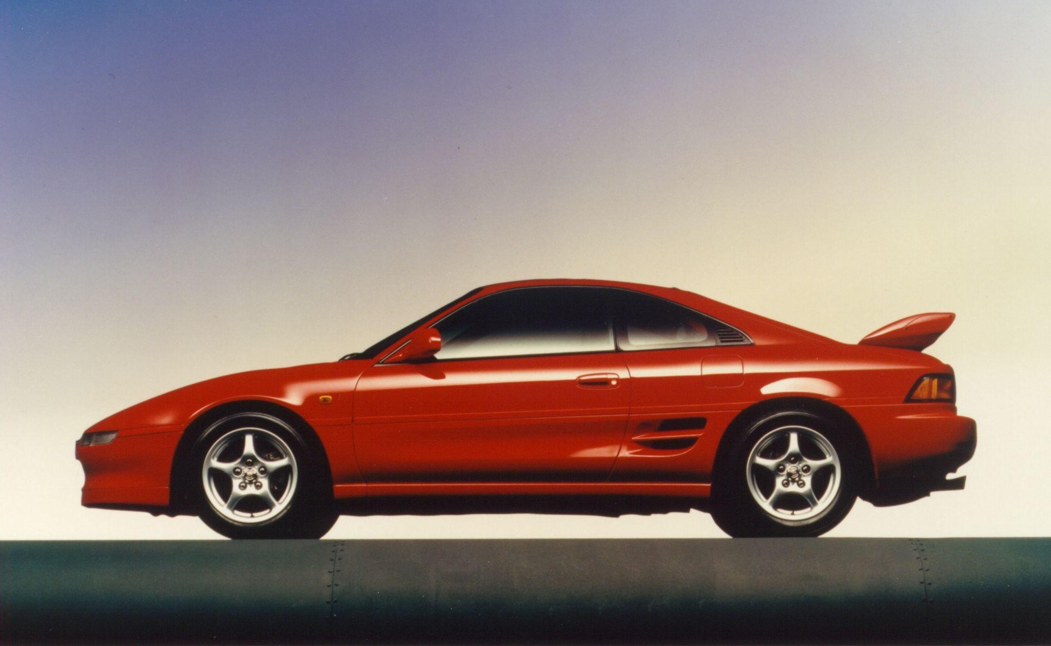 Czy nowe MR2 jest w planach Toyoty?