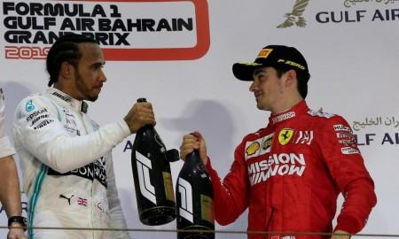 Grand Prix Bahrajnu – Kolejny dublet Mercedesa