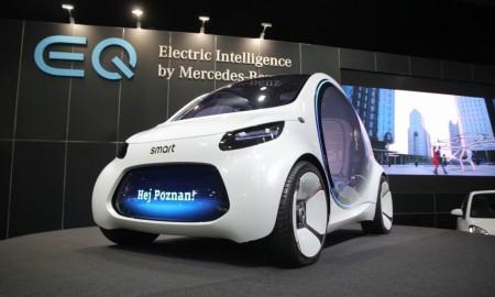 Mercedes wprowadza na rynek pierwszego elektryka