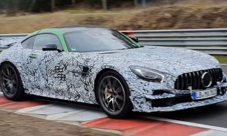 Mercedes-AMG GT R Black Series na torze?